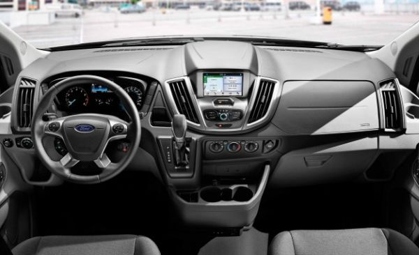 Ford Transit Connect 2017  - Interior