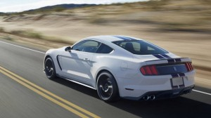 2016 Ford Mustang Shelby GT350 White