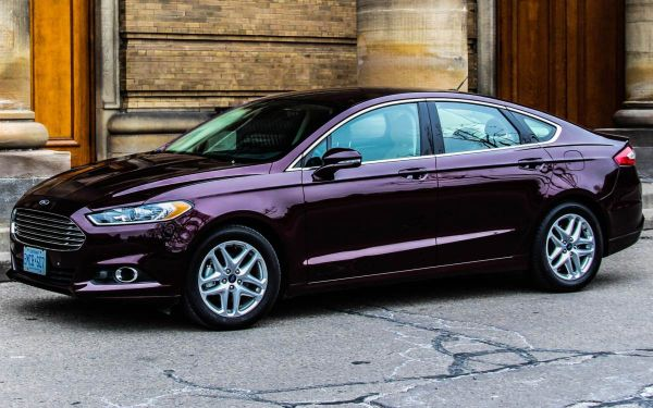 2017 Ford Fusion Affords Magnificent Engine Energy And Striking ...